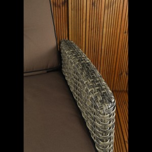 Rufford Chair cushion and wicker