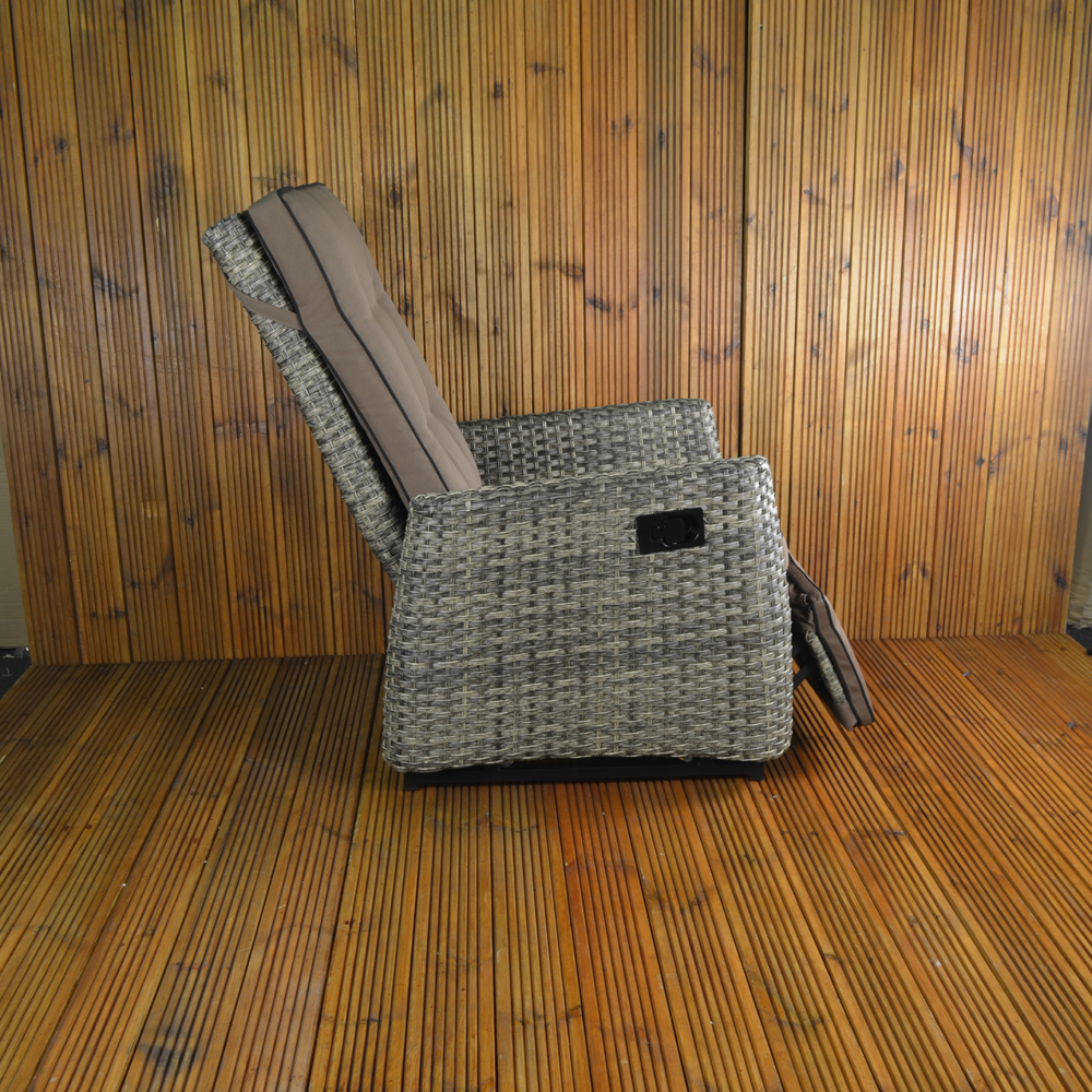 Rufford Chair slightly reclined