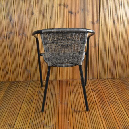 San Remo chair - back view