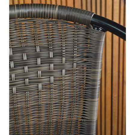 San Remo chair - wicker sample