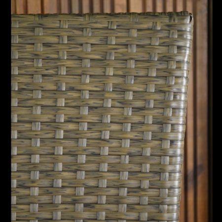 Sandford Chair close-up of wicker
