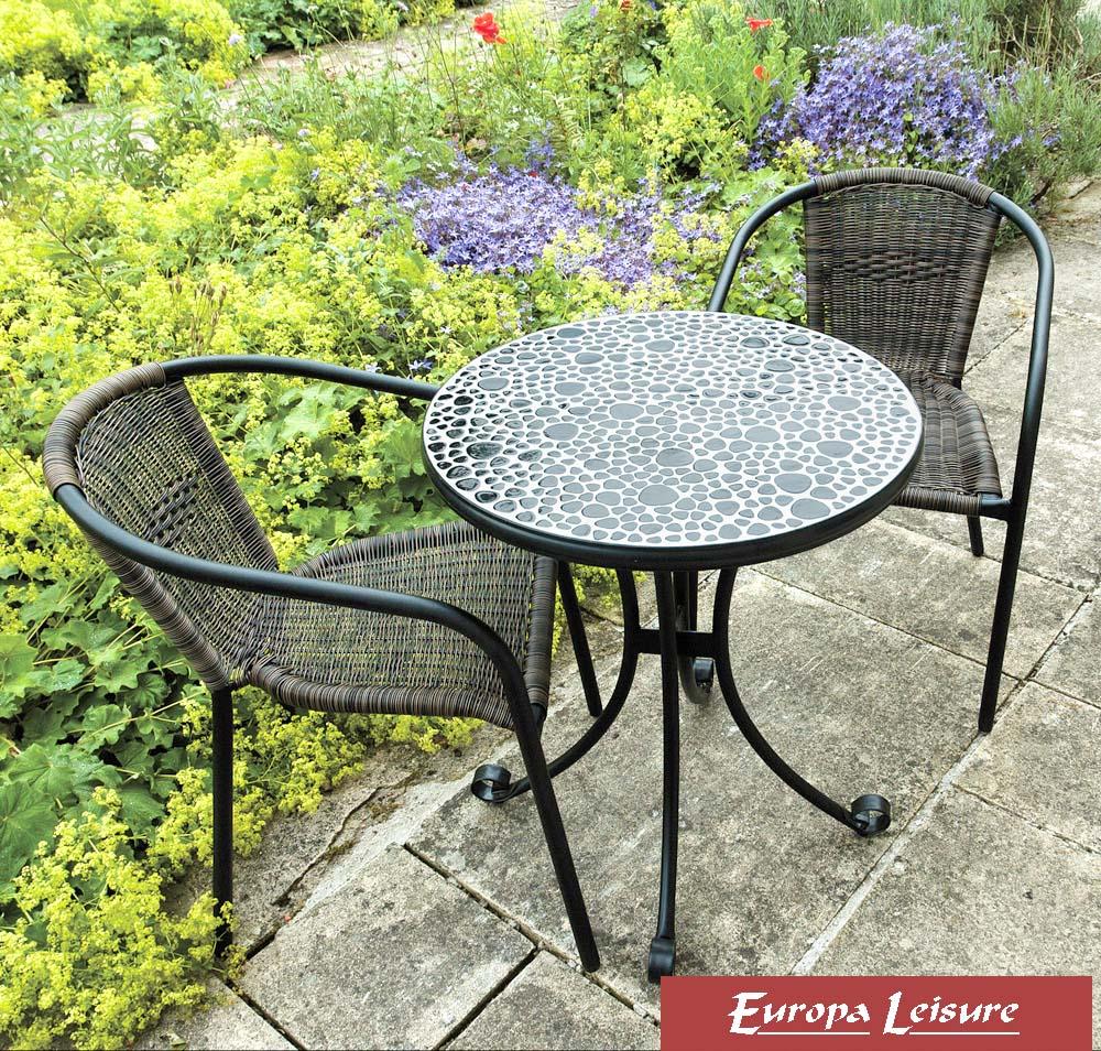 Tavira table with San Remo Chair