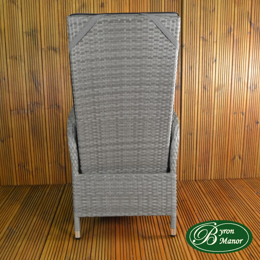 Tilbury Chair back view