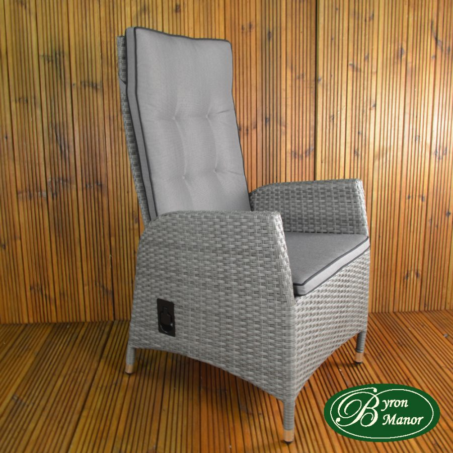 Tilbury Chair side view from front