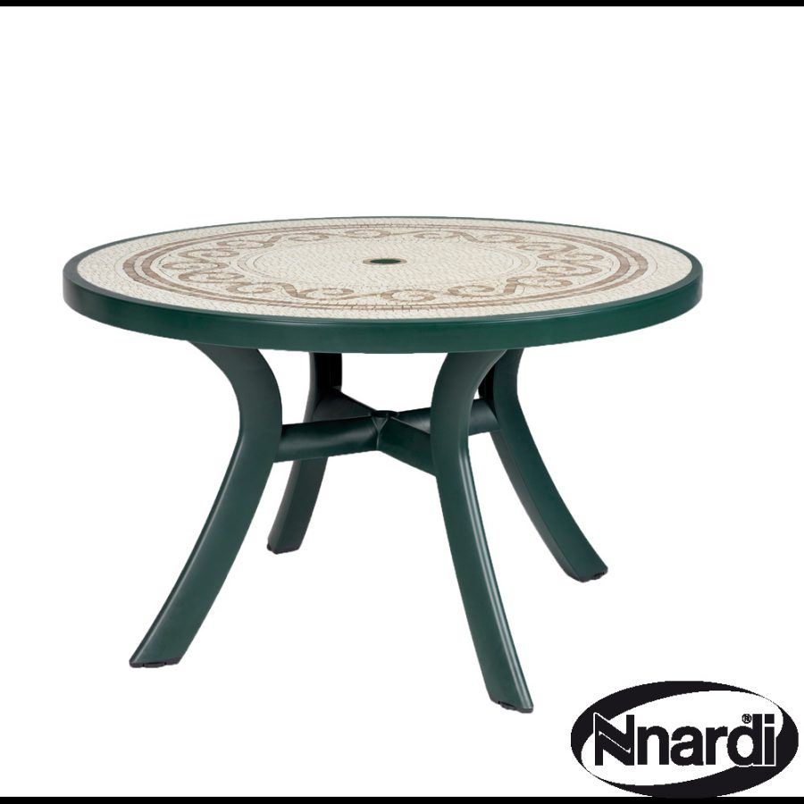 Toscana 120 table Green