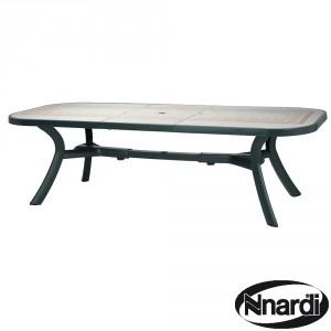 Toscana 250 extending table