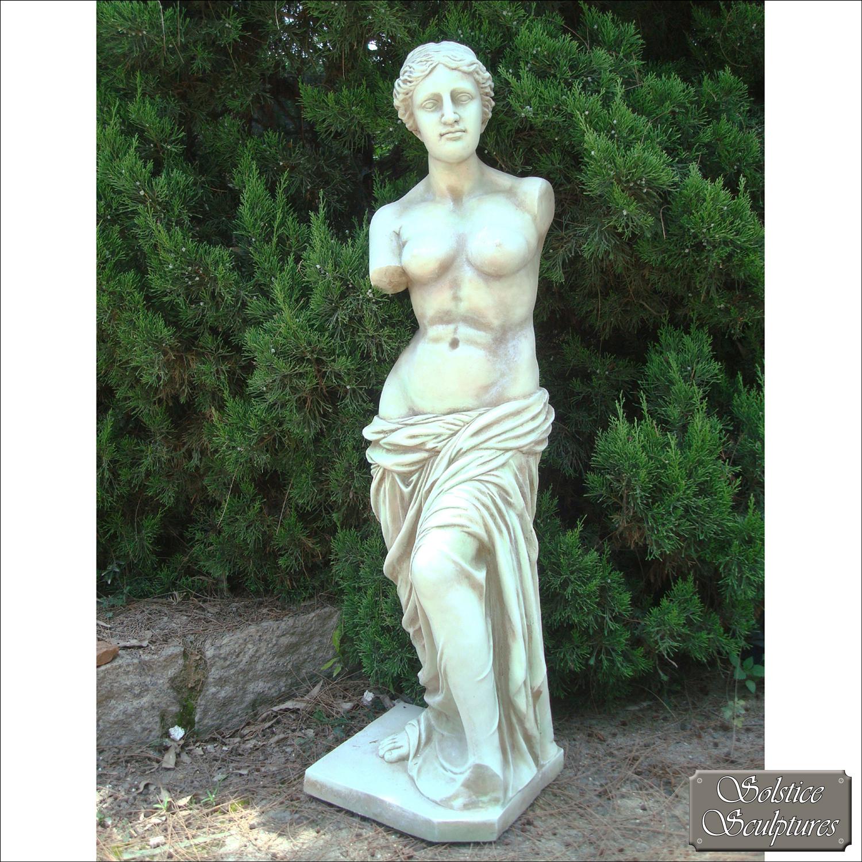 Venus garden statue