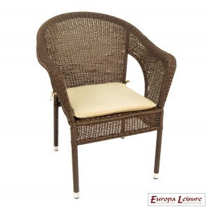 Woburn chair Front Right beige
