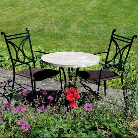 Lucern Table with Treviso chairs