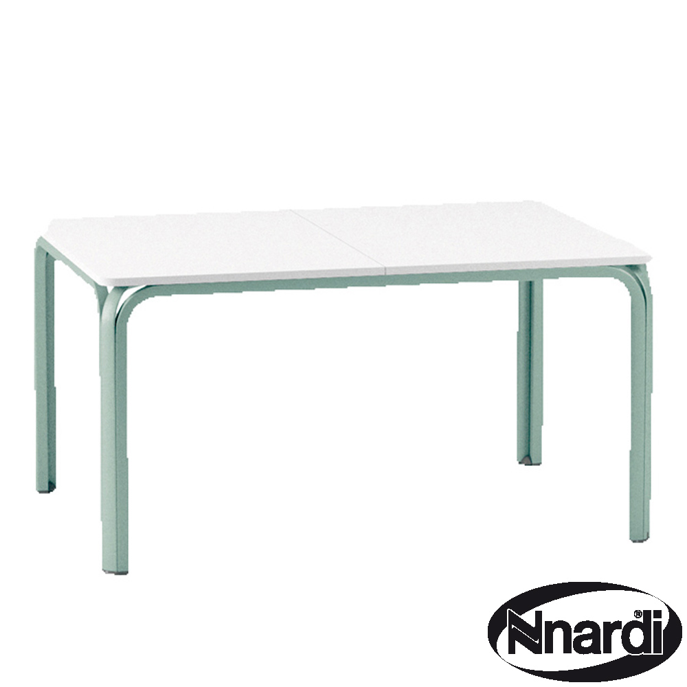 Lauro table in Edelweiss
