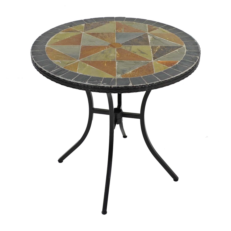 TOBARRA 76CM BISTRO TABLE PROFILE WS1
