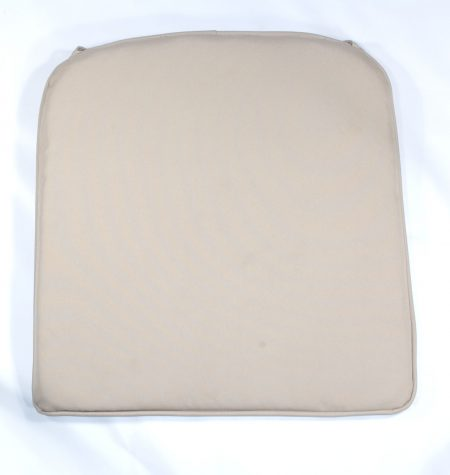 Reno Pad Beige Showerproof Chair Cushion