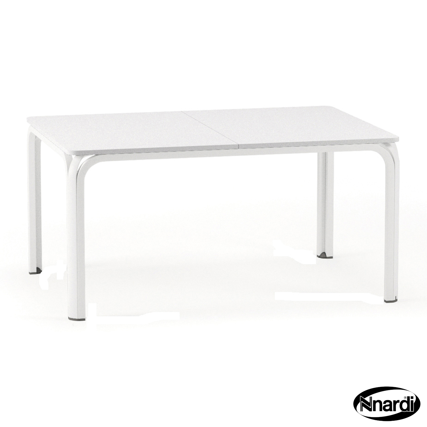 Lauro table white