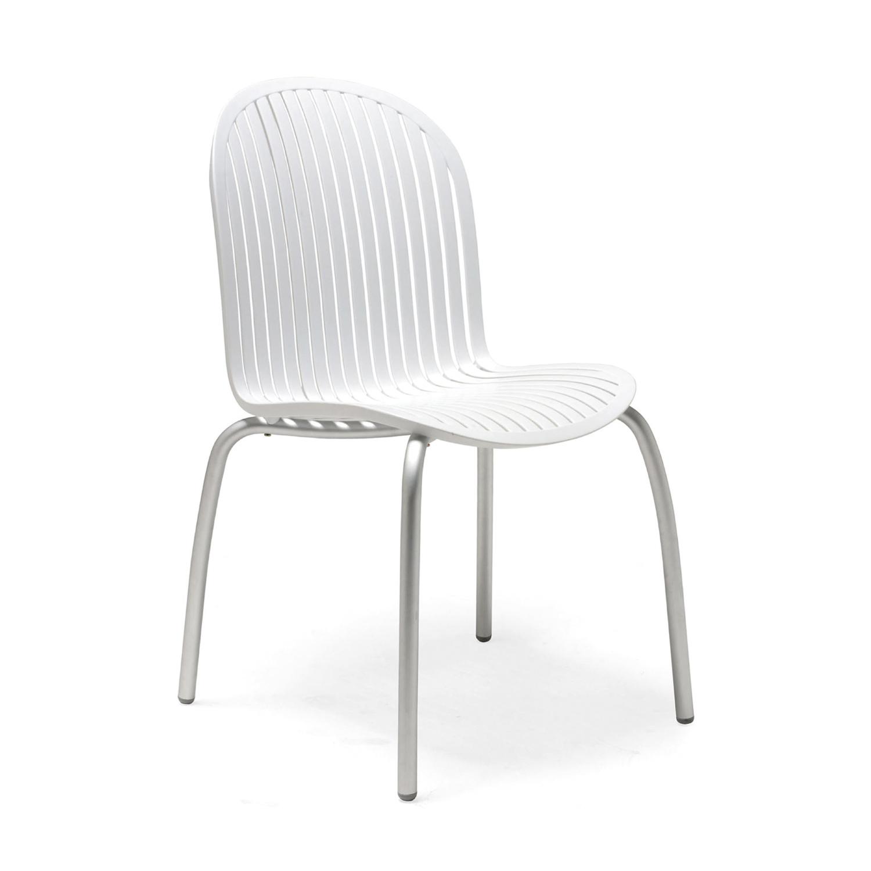 Ninfea chair white