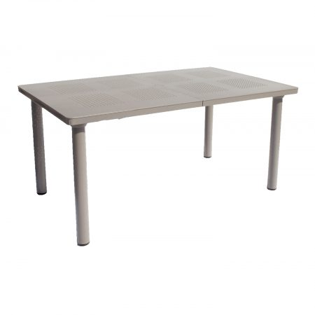 Libeccio Table in turtle dove