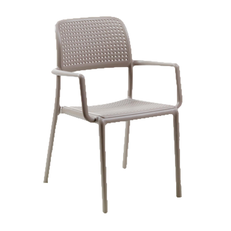 Bora chair in Turtle Dove