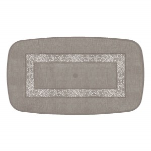 Toscana 165 Turtle Dove knit table design