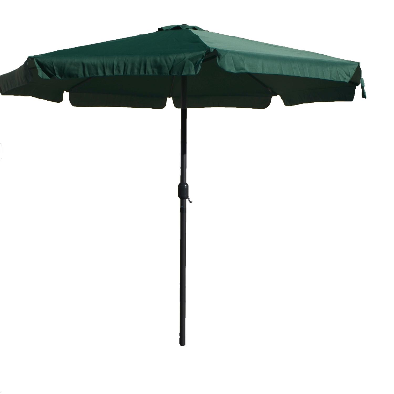 3m Green Parasol