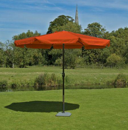 3m Terracotta Parasol