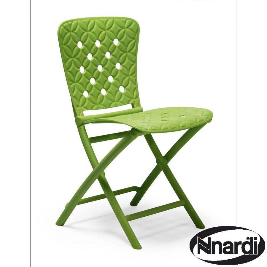 Zic Zac Chair Lime