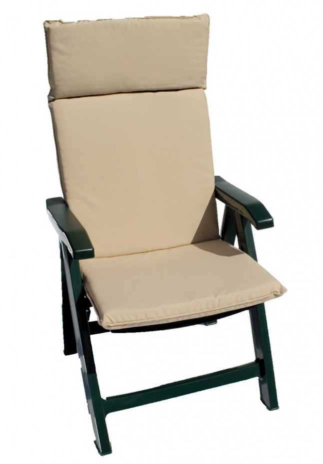 Flora chair Cushion Beige