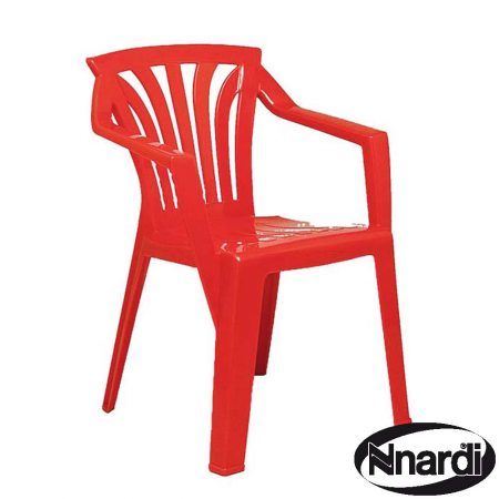 Kiddy Chair Red