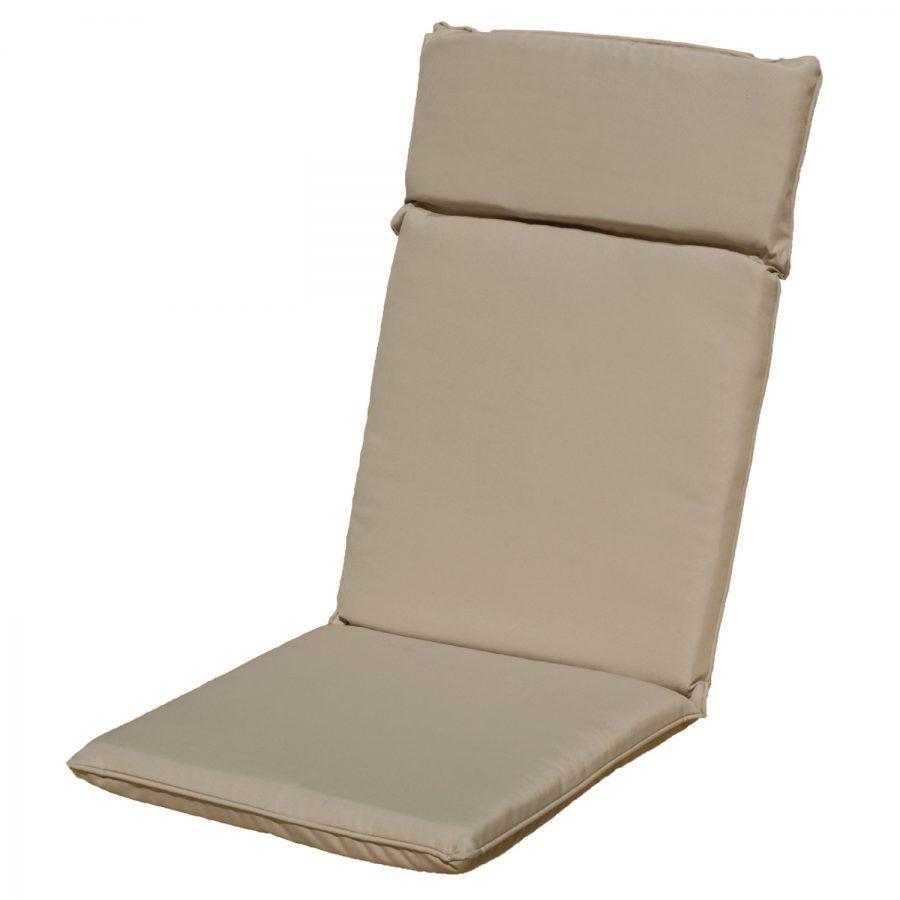 Flora cushion beige