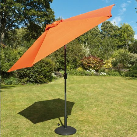 Terracotta Garden Parasol