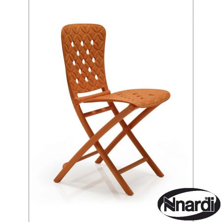 Zic Zac Chair Orange