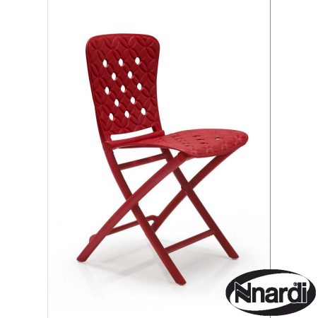 Zic Zac Chair Red