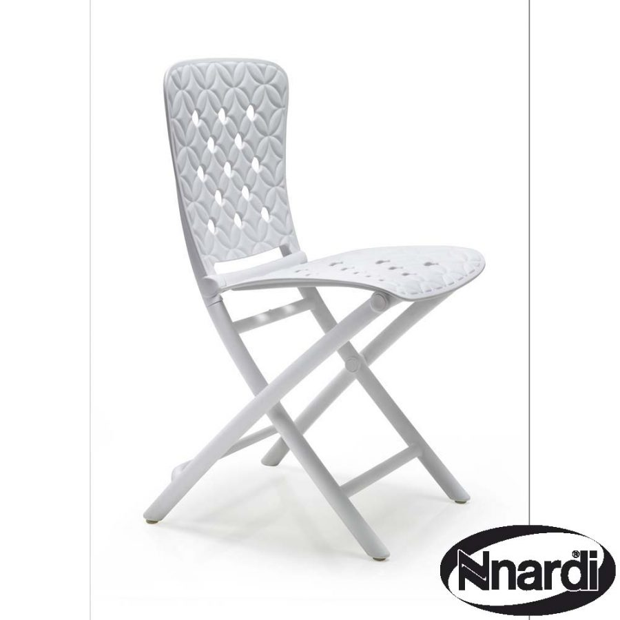 Zic Zac Chair White