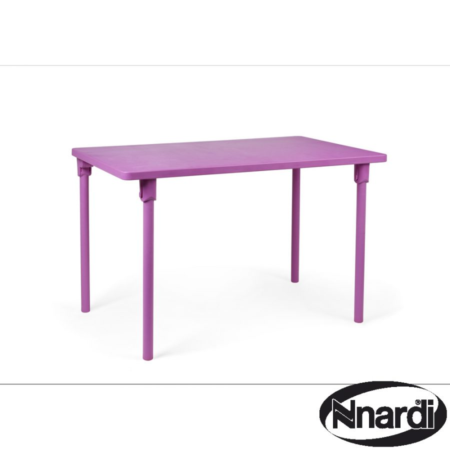Zic Zac Table Purple