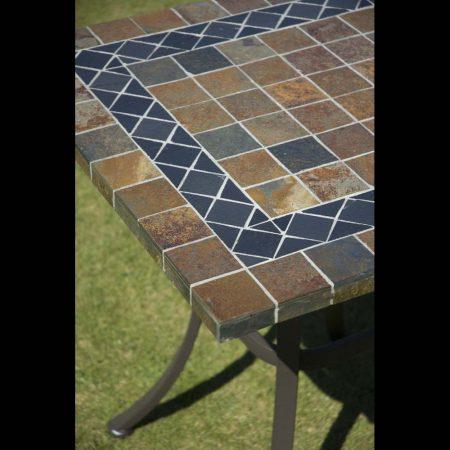 Dorado table close-up
