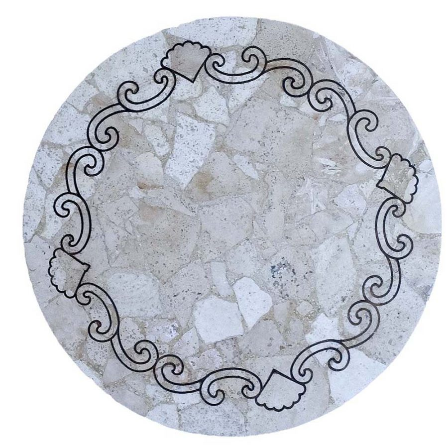 Almeria table top