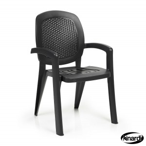 Creta chair in Anthracite