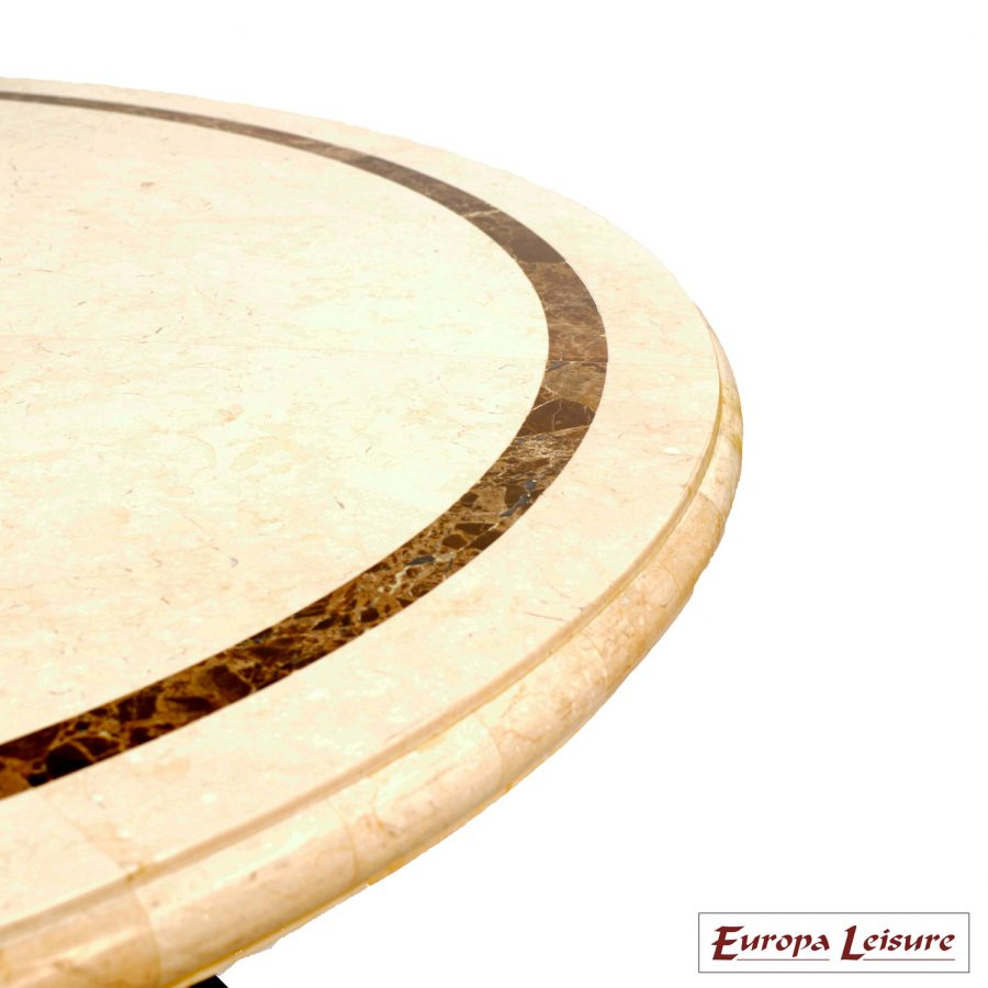 Savona table edge