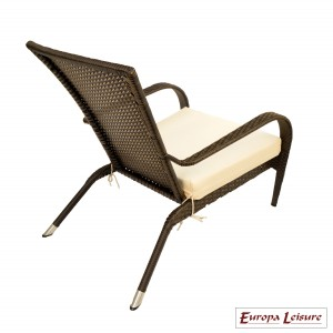 Tarifa chair Back Right
