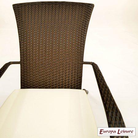 Tarifa chair detail