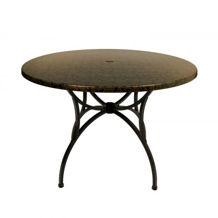 Fleuretta Patio table Profile