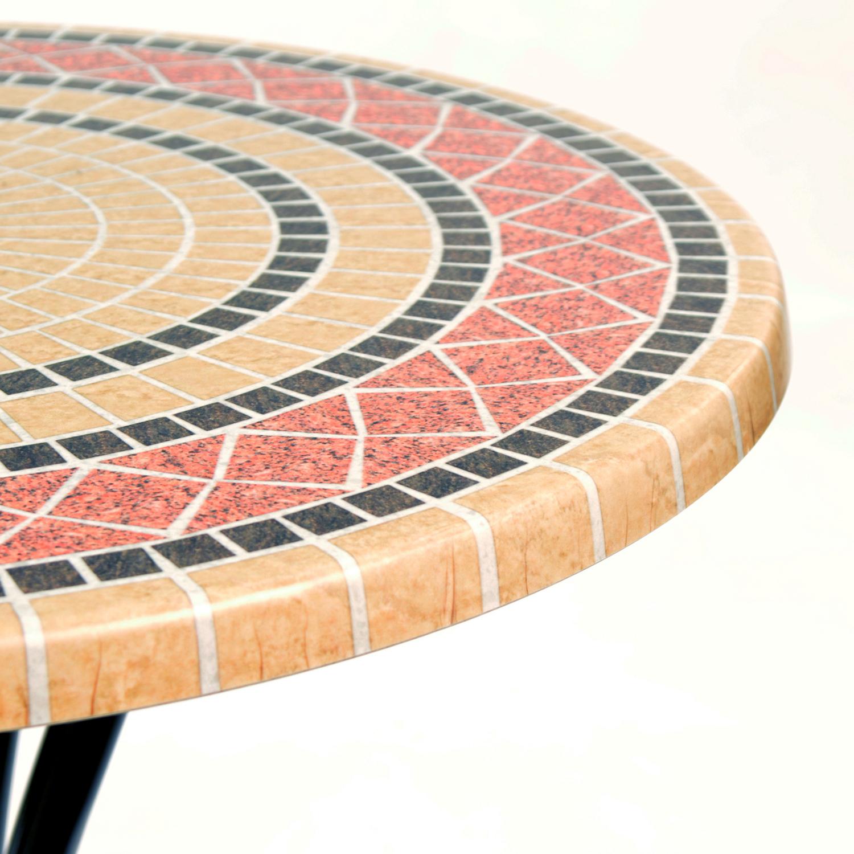 Mataro Bistro table detail