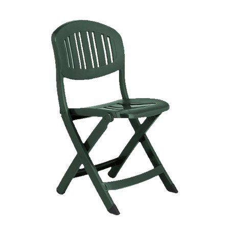 Capri Folding Chair in Green