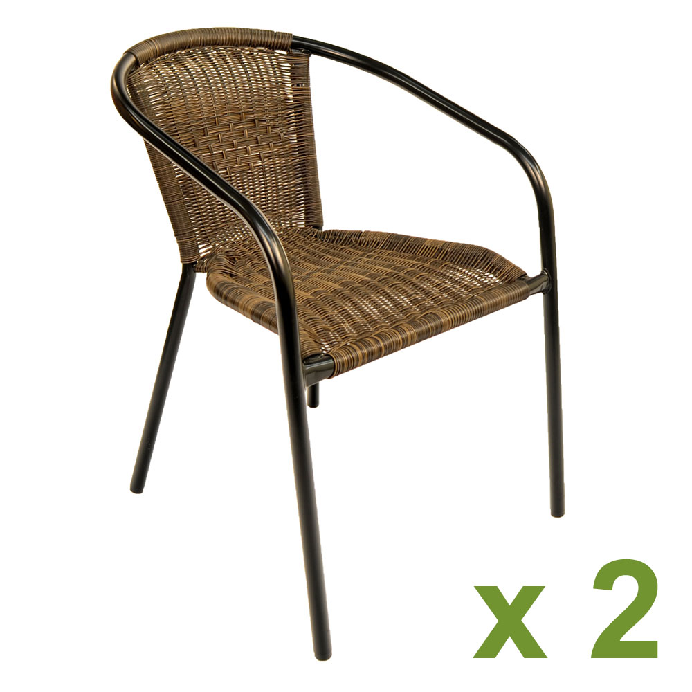 San Remo Chair pack of 2