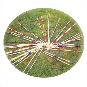Garden Pick-up sticks