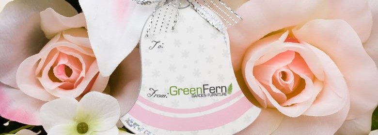 Unique and Unusual Wedding Gift Ideas from Green Fern Garden Furniture