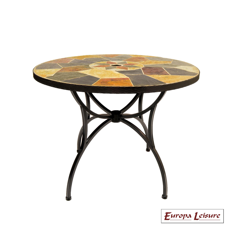Pomino Patio Table Profile