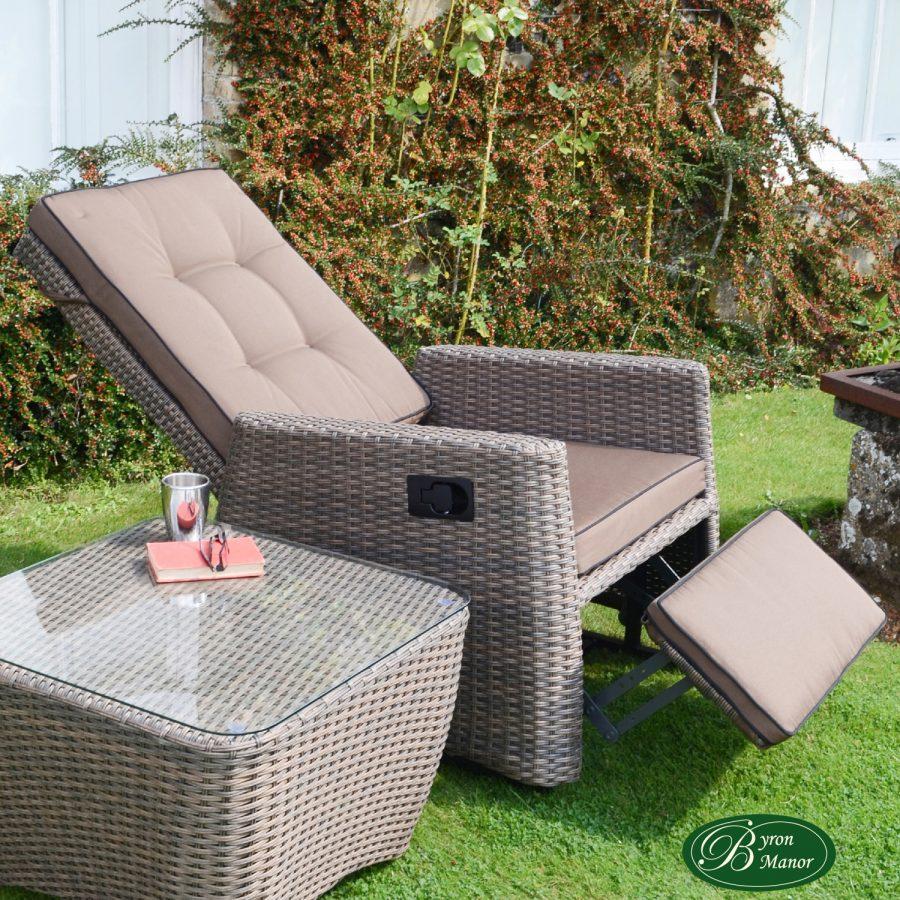 Sherborne Glider chair (pic 4)