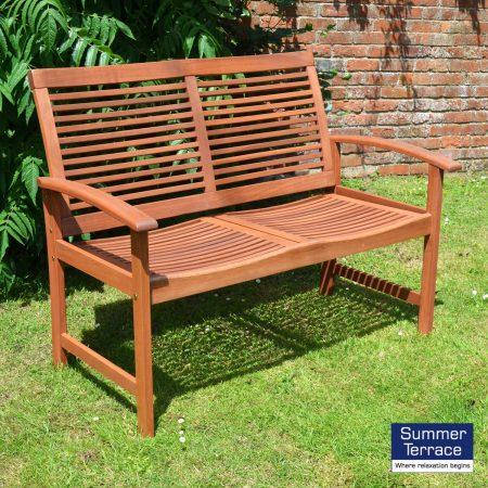 Tornio Hardwood Bench