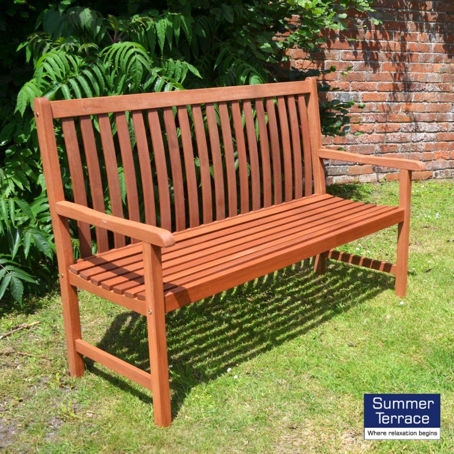 Hamina Hardwood Bench