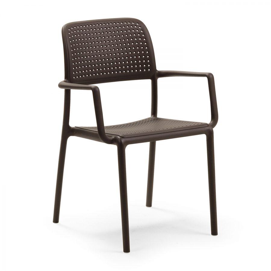 Bora Chair coffee