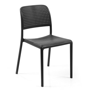 Bistrot chair - Anthracite